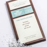 Indulgence Dark Sea Salt Bar