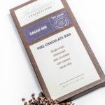 Indulgence Cacao Nib Chocolate Bar
